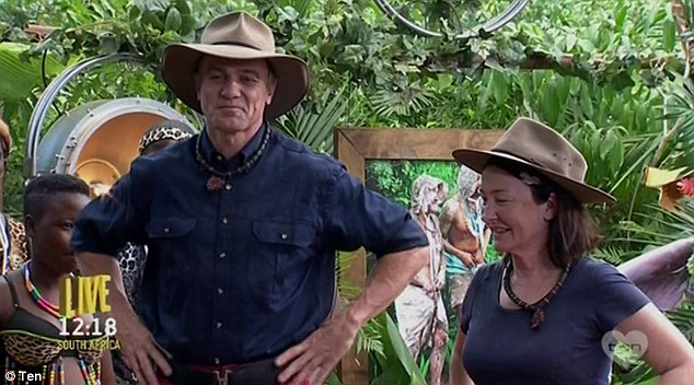 I'm A Celebrity...Get Me Out Of Here - Shannon Noll
