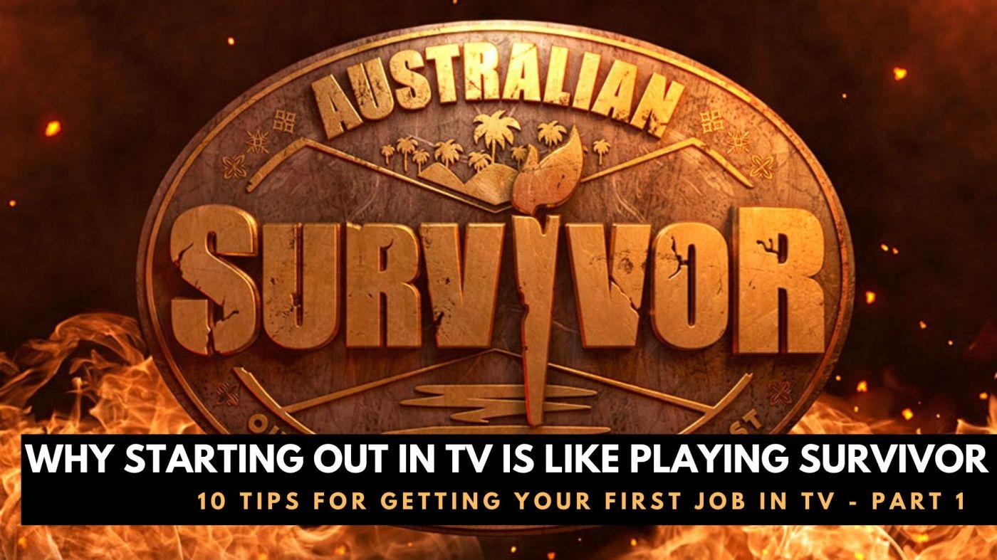 Australian Survivor Logo