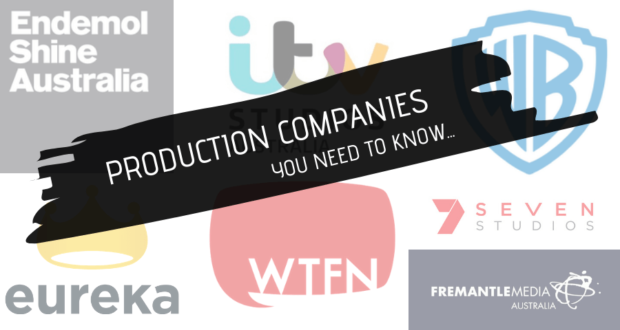 Production Companies You Need to Know