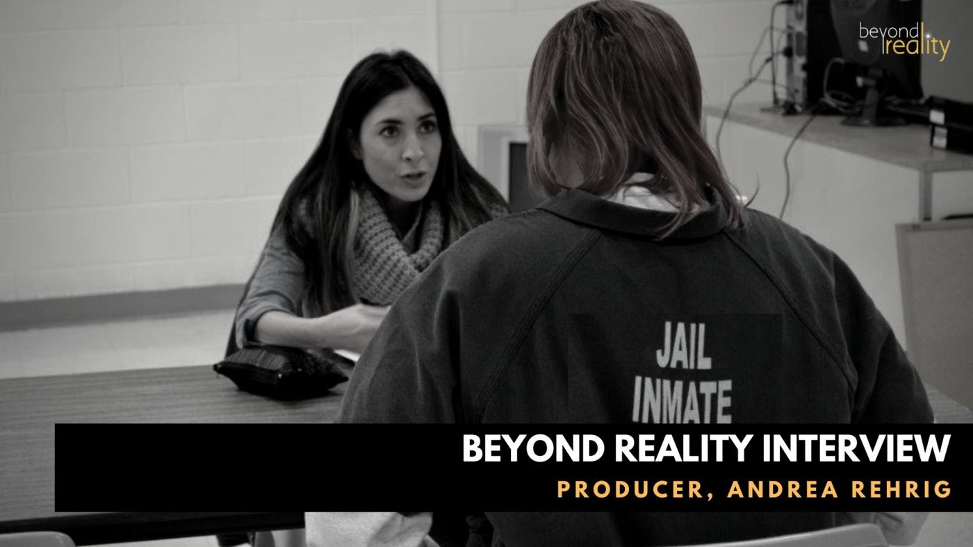 TV Producer on set of Beyond Scared Straight
